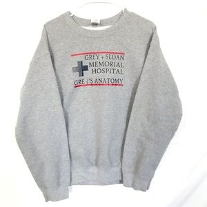 Greys Anatomy Crewneck
